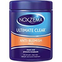 4-Pack Noxzema Ultimate Clear Anti Blemish Pads 90 ct + $5 GC