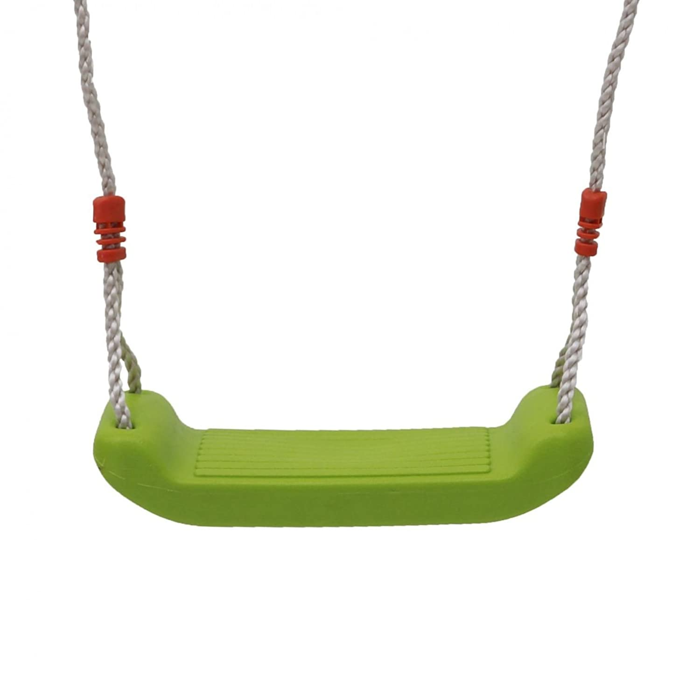 Oypla Childrens Outdoor Plastic Adjustable Garden Swing Seat Toy 3564OYP