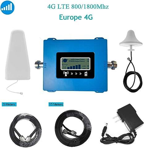 La Mejor opción 4G LTE LTE 800 B20 B3 1800 de Doble ...