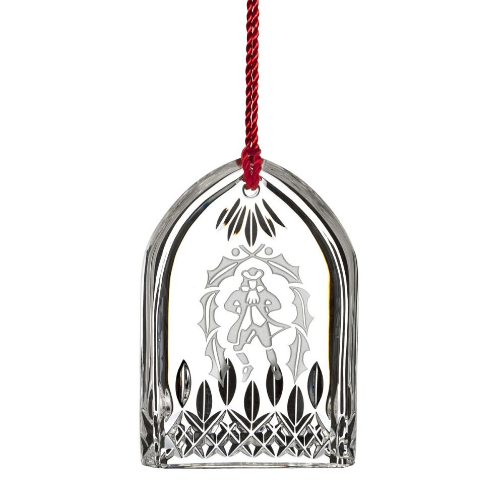 Waterford Lismore Ten Lords Ornament 2018