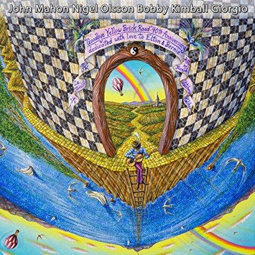 Goodbye Yellow Brick Road / Birds (feat. Nigel Olsson & John - Yellow Giorgio