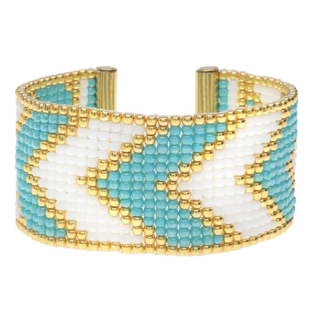 Beadaholique Riviera Loom Bracelet - Exclusive Jewelry Kit Exclusive Beadaholique