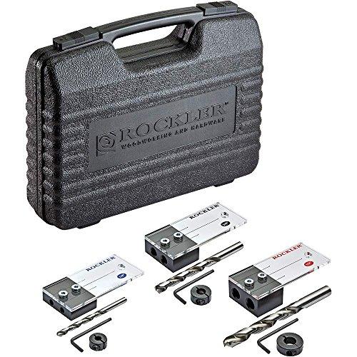 Rockler Jig - Complete Doweling Jig Kit