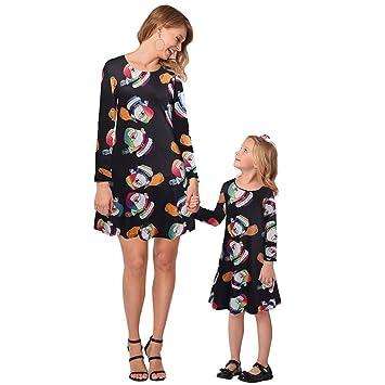 Amazon.com: Lyntop - Ropa de familia para padres e hijos ...