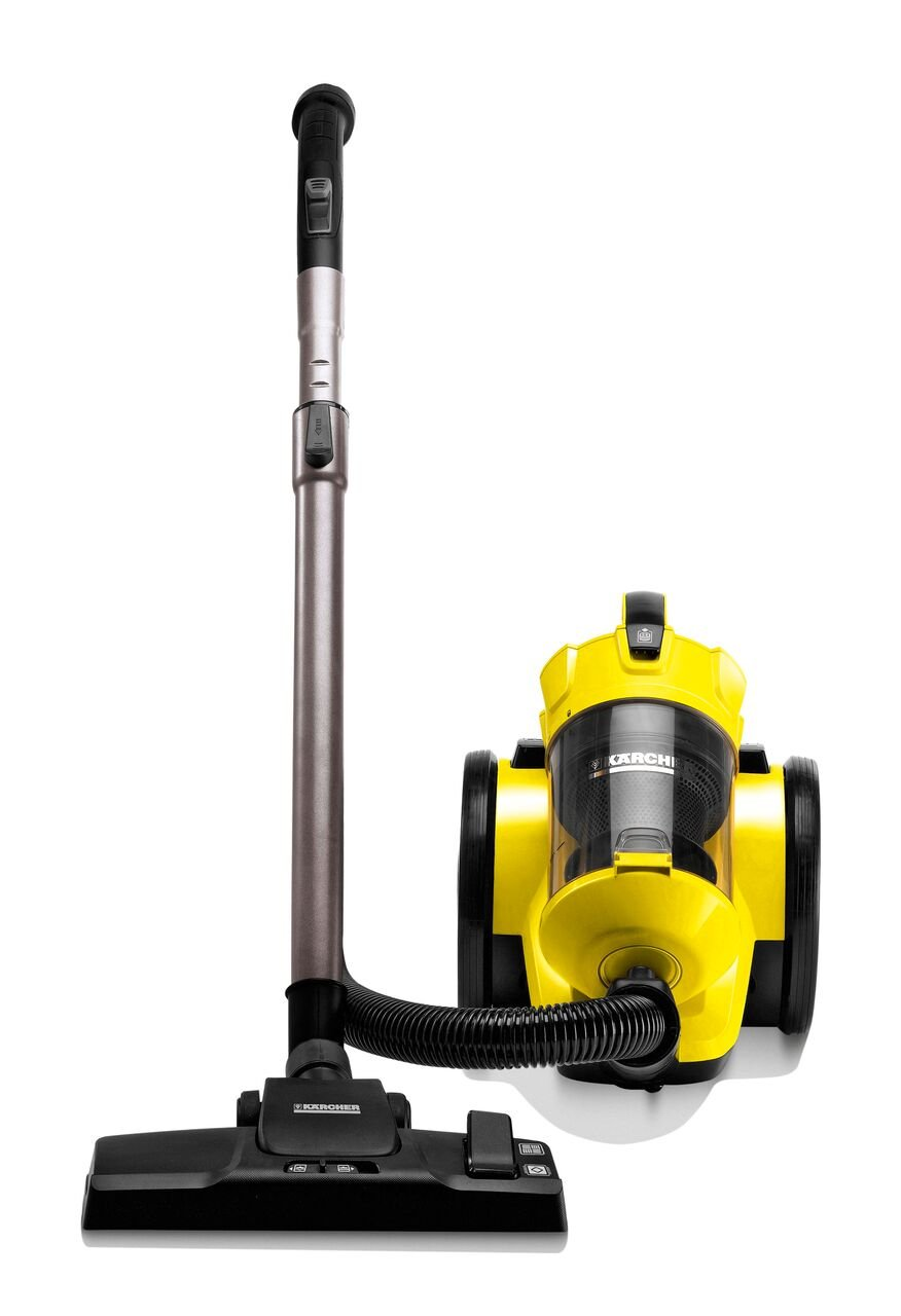 Buy Karcher VC 3 Dry Vacuum Cleaner Online At Low Prices In India