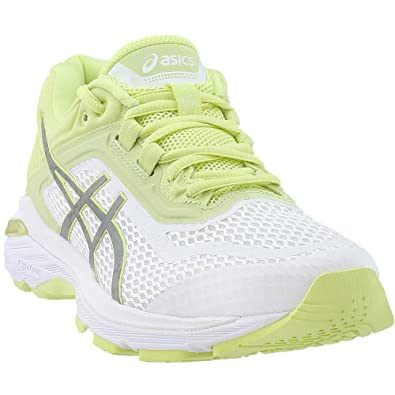 a6fb7b6be6fba ASICS Womens GT-2000 6 Lite-Show Running Athletic Shoes