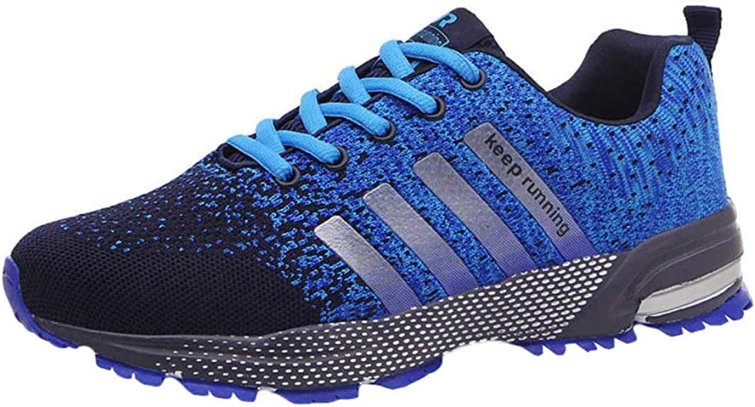 Hombre Baloncesto Running Absorber Shock Fitness Shoes ...