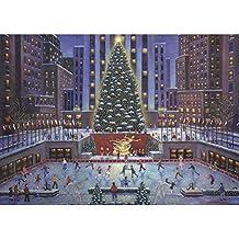 Ravensburger Jigsaw Puzzle - NYC Christmas - 1000 piece