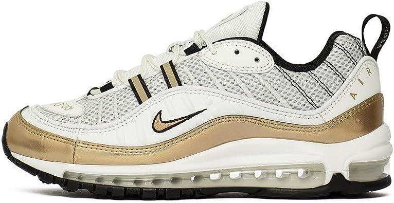 Propiedad León Segundo grado  Nike AIR Max 98 UK 'Prime Meridian' - AJ6302-100: Amazon.ca: Shoes &  Handbags
