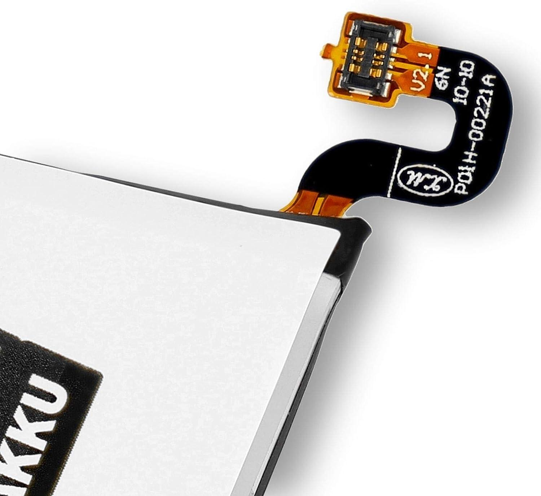3200 mAh//12,32 WH Polarcell Bater/ía para Samsung Galaxy S6 Edge Plus Sm-G928F//Eb-Bg928Abe