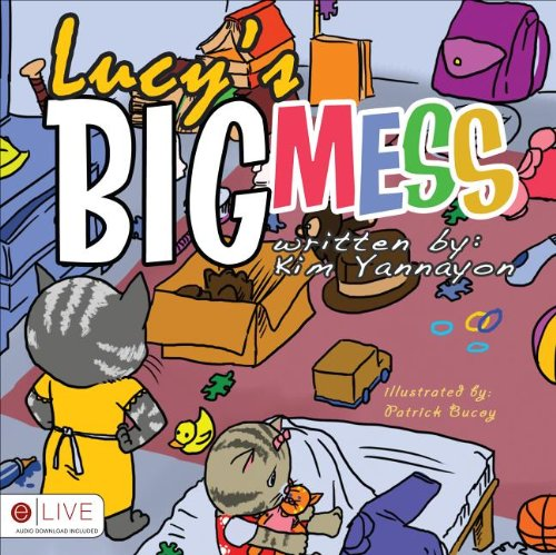 Read Online Lucy's Big Mess pdf