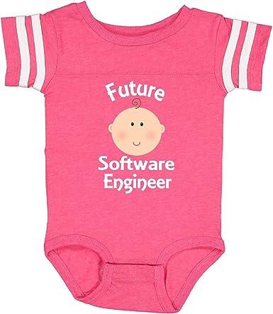 inktastic Software Developer Like Daddy Long Sleeve Creeper