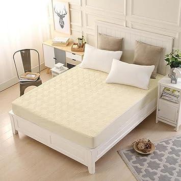Wmshpeds Ropa de Cama de algodón Chaqueta algodón Espesamiento colchas colchones colchones colchones: Amazon.es: Hogar