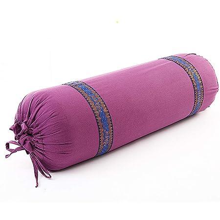 ALEILA Amortiguador de la meditación de Zafu, Almohada de ...