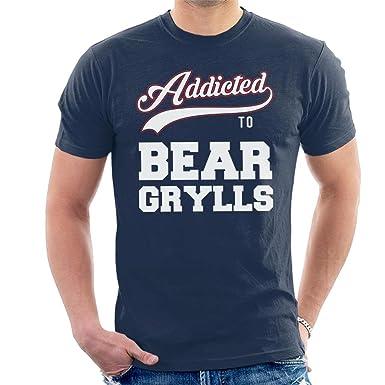 bear grylls t shirt mens