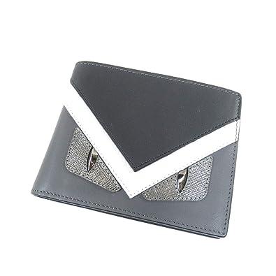 outlet store 9c05e 6f9ac Amazon | [フェンディ]モンスター 二つ折り財布(小銭入れあり ...