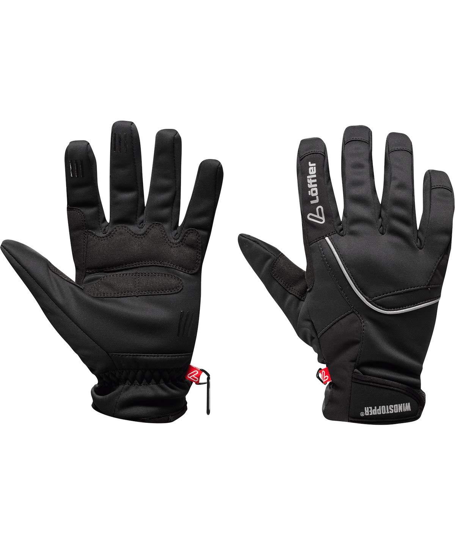 LÖFFLER Tour Ws Softshell Warm Handschuhe
