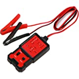 AUPER 12V Electronic Automotive Relay Tester, Auto Relay Diagnostic Tool Battery Checker Electronic Automotive Relay…
