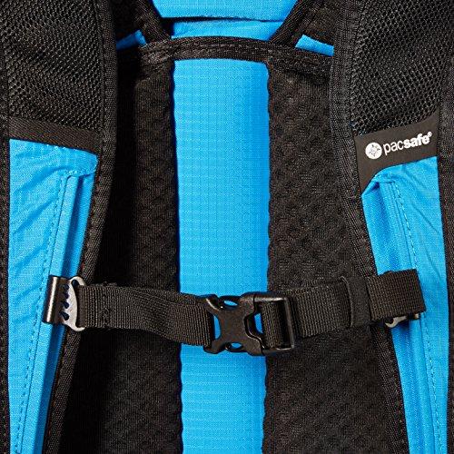 Pacsafe Venturesafe X30 Anti-Theft Adventure Backpack, Hawaiian Blue by Pacsafe (Image #5)
