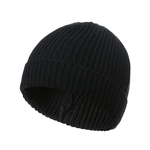 9855b5ef405 Chad Hope Solid Beanies Hats Winter Cute Knit Cap for Women Men Warm  Knitted Caps Beanie Hat Casual at Amazon Men s Clothing store