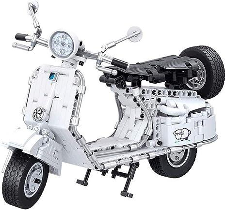 Off-Road Moto Juego De Construcción, Kit De Construcción For ...