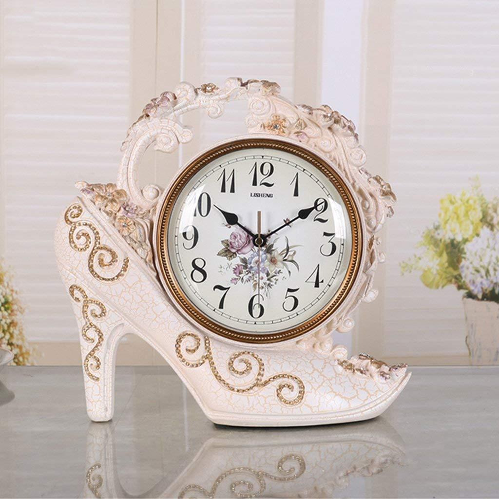 Yuany Reloj de Escritorio Relojes Familiares Mantel Relojes ...