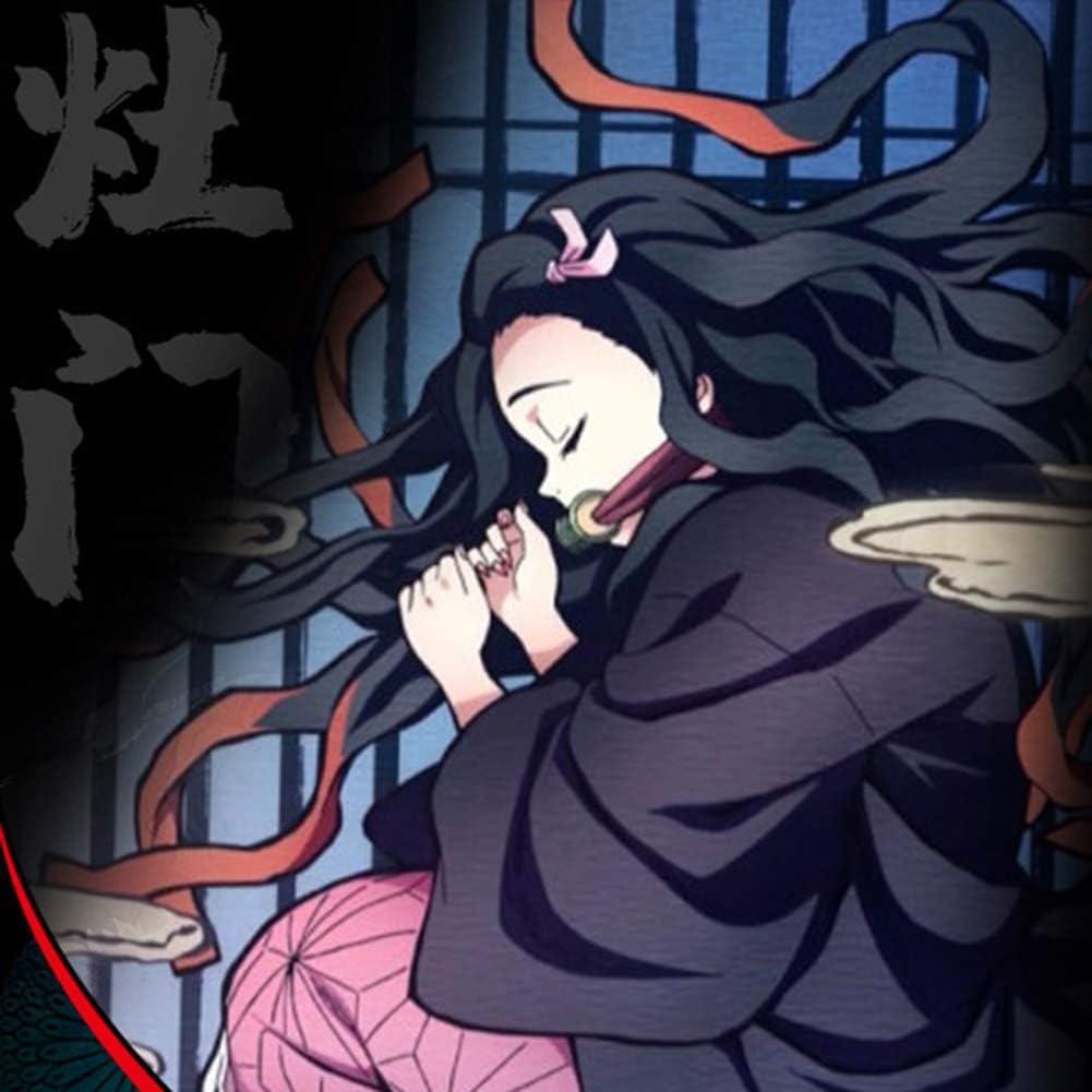 Demon Slayer kimetsu no Yaiba Kamado nezuko bamboo pipe PROP Cosplay Cadeau
