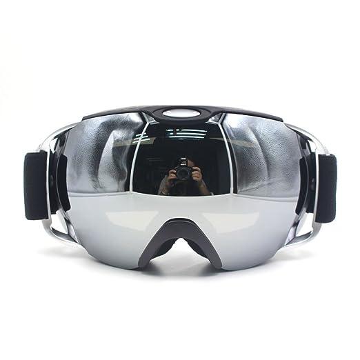 74 opinioni per Professionale anti-nebbia anti-vento a doppio strato lente di protezione UV