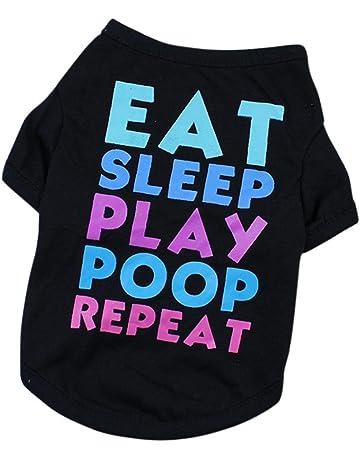 518ac016c4e01 Howstar Pet Shirt