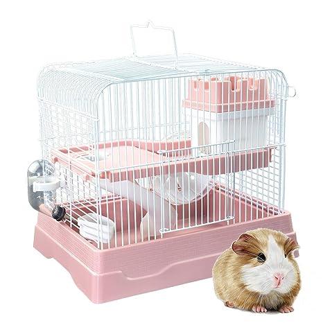 GNB Jaula portátil para hámster para Mascotas, hábitat fácil de ...