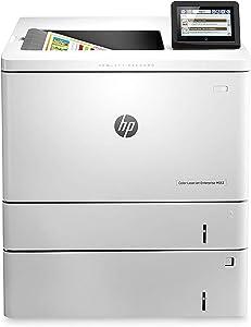 HP LaserJet Enterprise M553x Color Printer, (B5L26A) (Renewed)