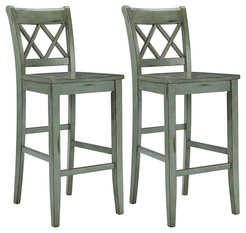Amazon Com Ashley Furniture Signature Design Mestler Bar Stool