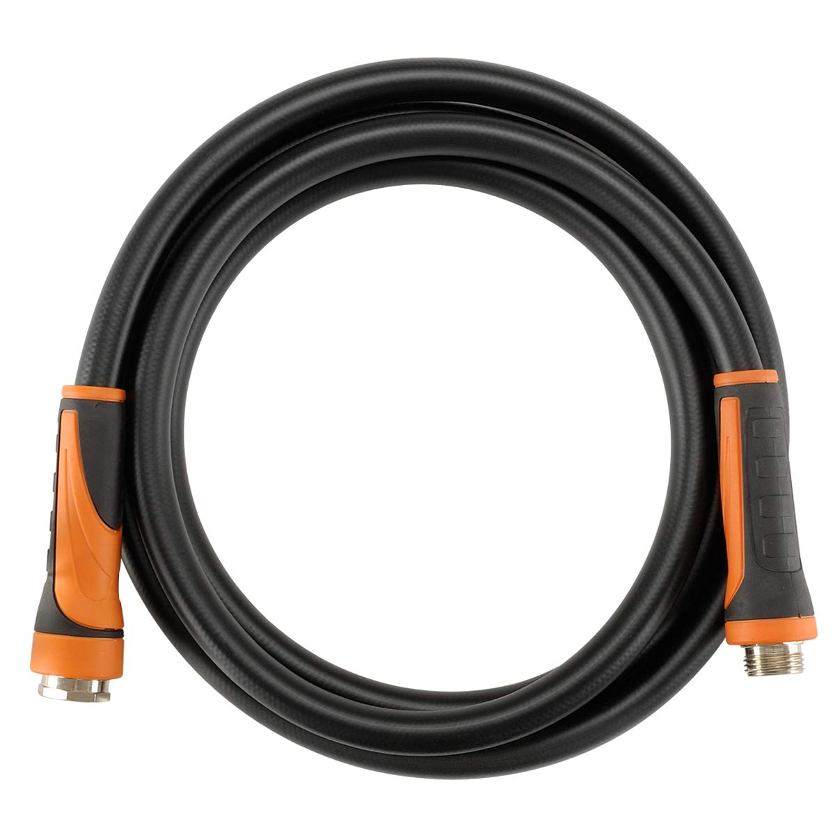 Garden Water-Hose Hybrid 5/8 in.x10FT, Heavy Duty/Lightweight/Flexible Lead-Hose by Giraffe