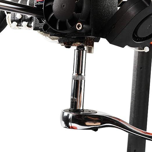 Kit de Extracción, Boquilla Accesorios Llave 3D Impresora Acero ...