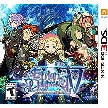 Etrian Odyssey V: Beyond the Myth - Nintendo 3DS