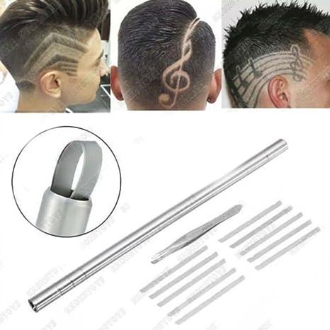 Amazon Com Professional Hair Engraving Pen Shaver Beard Hair