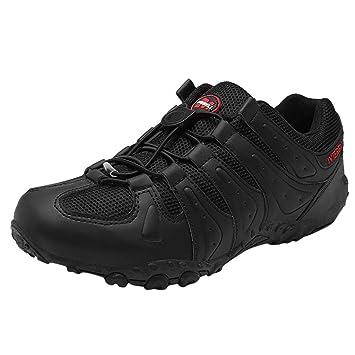Vaycally Zapato con cordones negro para hombre Vestido deportivo ...