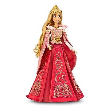 Disney Store Dornröschen Puppe In Limitierter Edition Rosa
