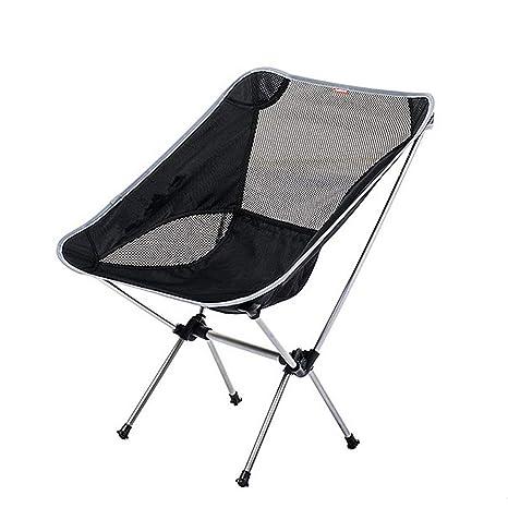 Sillas de camping para adultos Silla de playa de aluminio ...