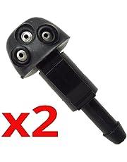 Autoparts - 98630-YY000 Boquillas liquido limpiaparabrisas (2 Piezas)
