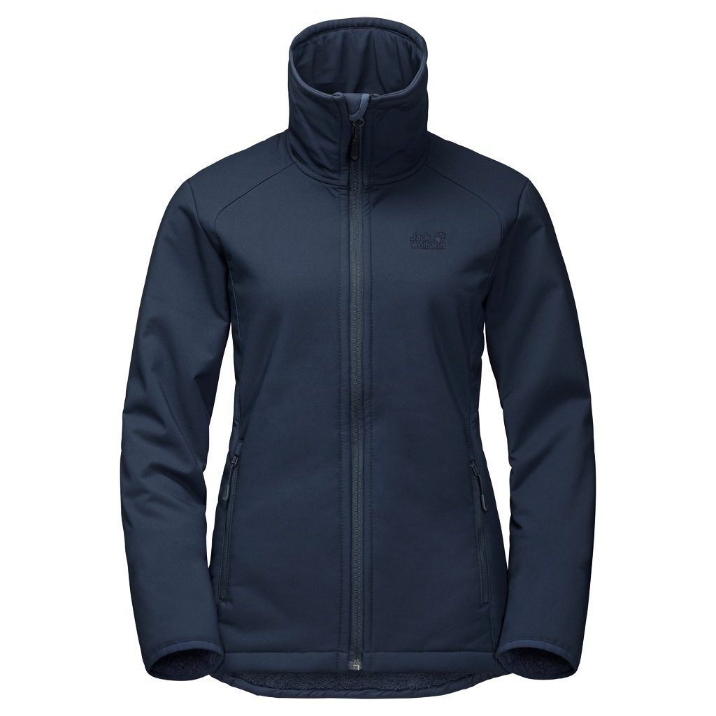 Jack Wolfskin Damen Rock Valley Softshelljacke