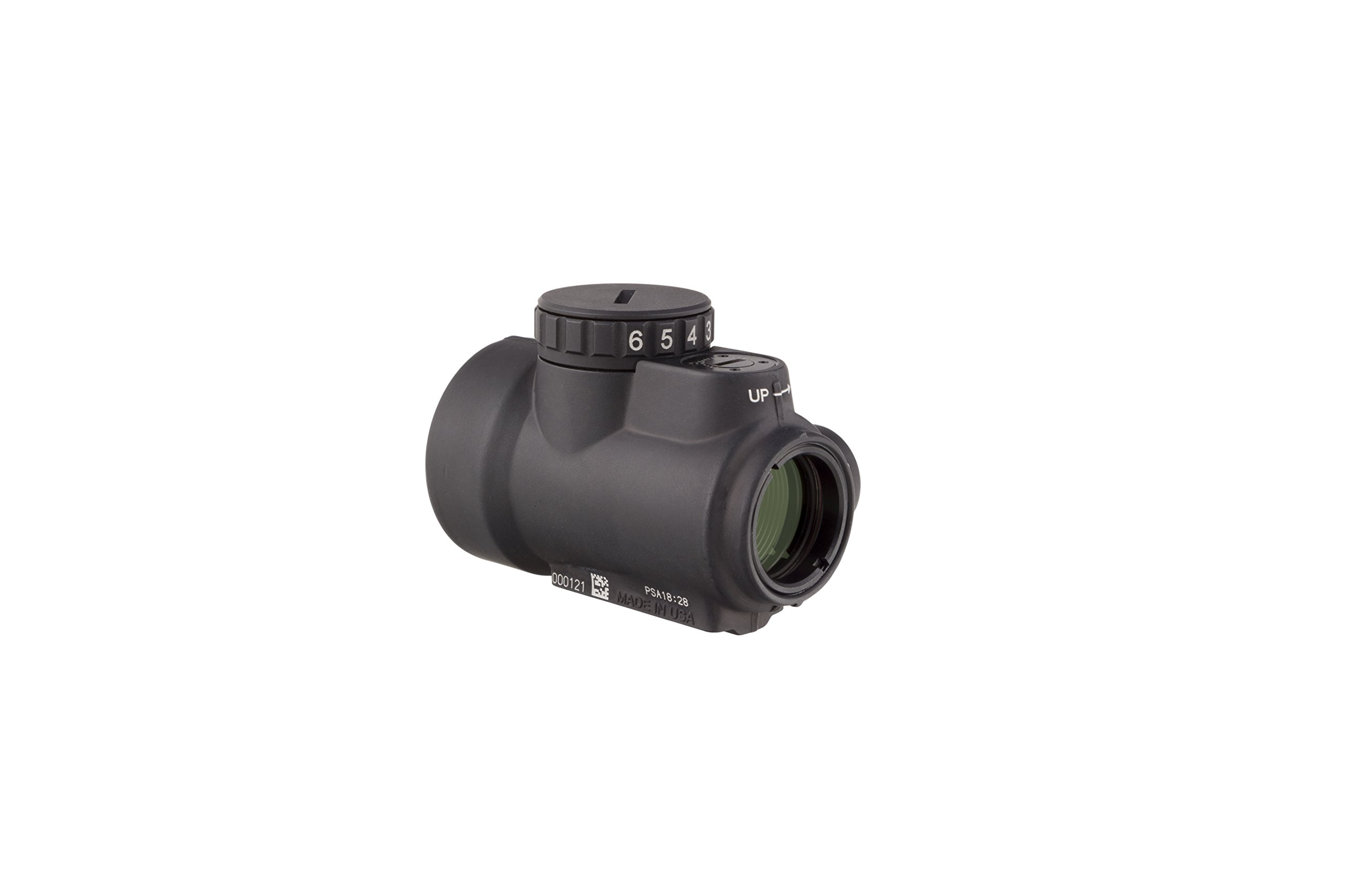 Trijicon MRO-C-2200003 1x25mm Miniature Rifle Optic (MRO) Riflescope with 2.0 MOA Adjustable Red Dot Reticle (Without Mount) by Trijicon (Image #4)