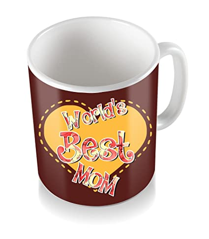 Buy Skytrends World Best Mom Gifts For Mother Day Gift Woman Day Birthday Gift For Mom Ceramic Coffee Mug Online At Low Prices In India Amazon In