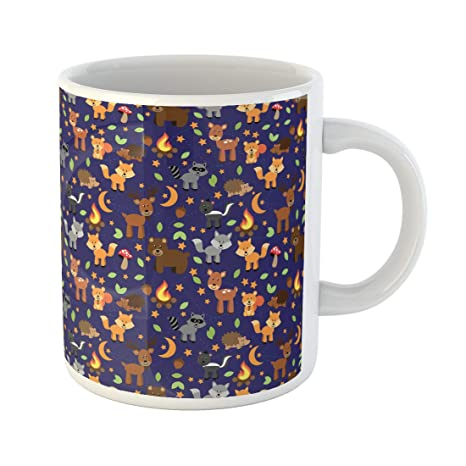 Amazon.com: Semtomn - Taza de café con texto en inglés