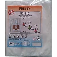 Fakir - Fakir Pretty Bs 110 Elektrikli Süpürgeye Uygun Sentetik Toz Torbası