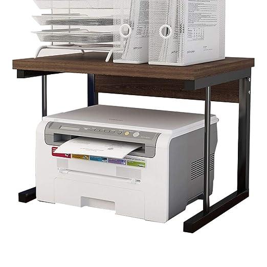Soporte de escritorio de impresora, Bastidor de almacenamiento de ...