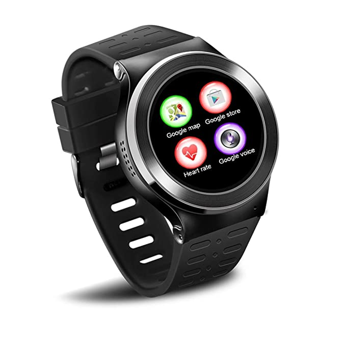 Amazon.com: ZYooh Android 5.1 Smart Watch S99 GSM 8G Quad ...