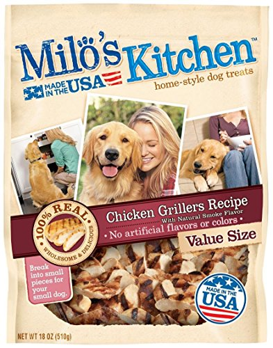 Milos Kitchen Treats Grilled Chicken product image