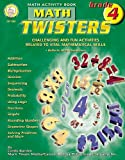 Math Twisters, Grade 4, Cindy Barden, 1580371930