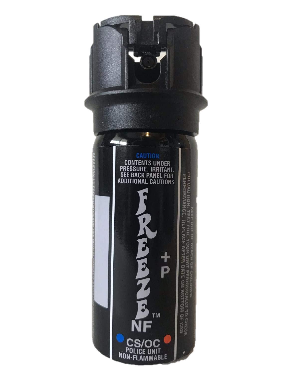 Freeze +P Pepper Spray (NF) - 2 oz Stream (Flip Top)